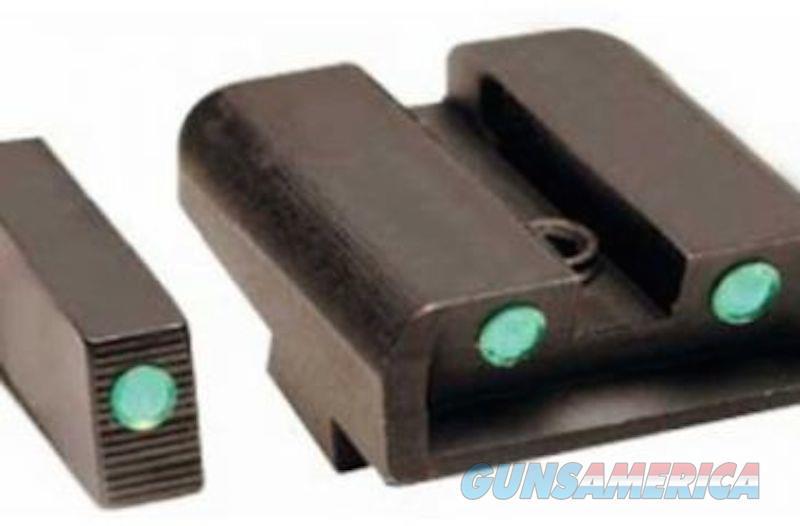 TruGlo Tritium Night Sight Set for Glock 42 and 43 - TG231G1A  Non-Guns > Iron/Metal/Peep Sights