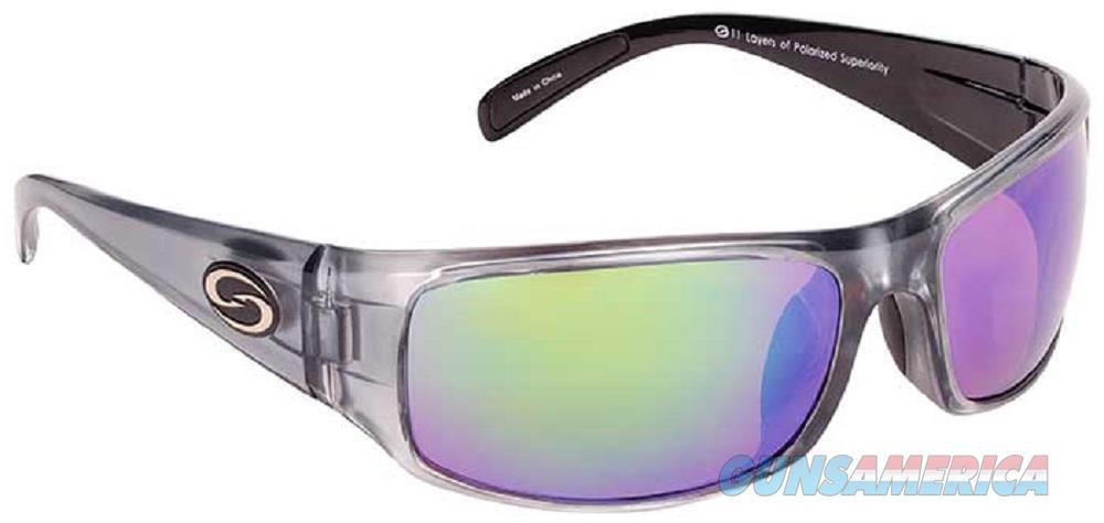 Strike King S11 Okeechobee Sunglasses Gray & Black  Non-Guns > Miscellaneous