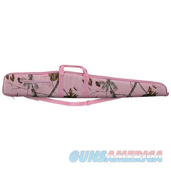 """Bulldog Pink Camo Floating Shotgun Gun Case 52""""  Non-Guns > Gun Cases"""