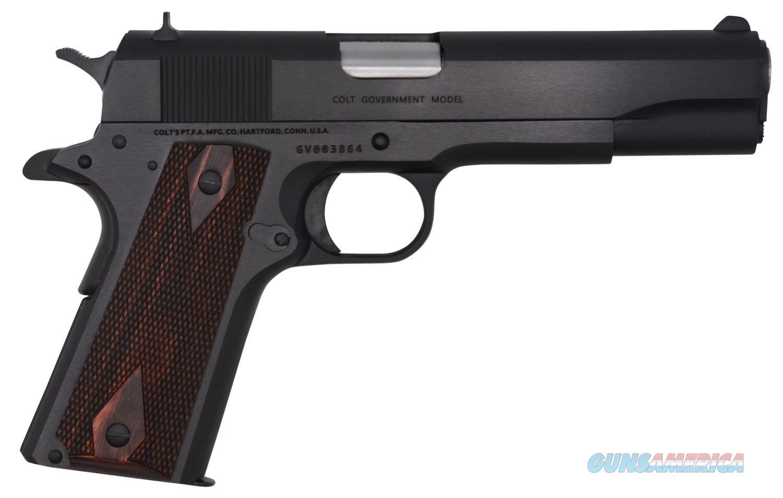 "Colt Government Series 70 O1911C 45 Acp 5"" BBL NIB  Guns > Pistols > Colt Automatic Pistols (1911 & Var)"
