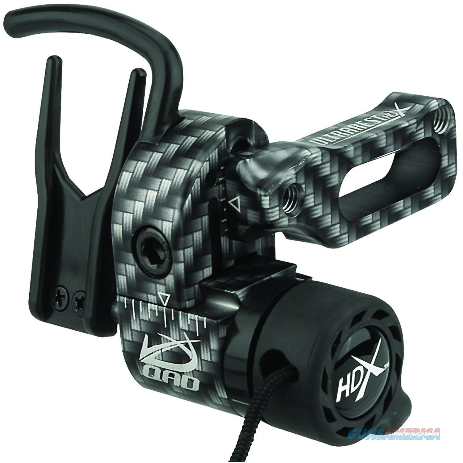 QAD Bow Ultra Rest HDX Tactical Left Hand NEW  Non-Guns > Fishing/Spearfishing
