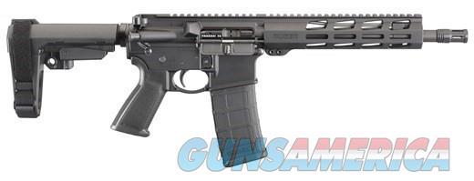 "Ruger AR-556 Pistol 08570 NIB 10.5"" BBL BLK 5.56  Guns > Rifles > Ruger Rifles > AR Series"