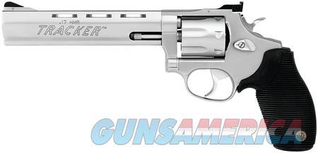 """Taurus 17 Tracker 17 HMR 6.5"""" BBL NB SS 2-170069  Guns > Pistols > Taurus Pistols > Semi Auto Pistols > Polymer Frame"""