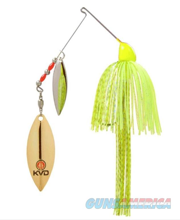 Strike King KVD Spinnerbait Super Chartreuse  Non-Guns > Fishing/Spearfishing