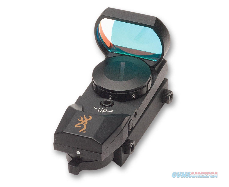 Browning Buck Mark Reflex Sight Black  Non-Guns > Iron/Metal/Peep Sights