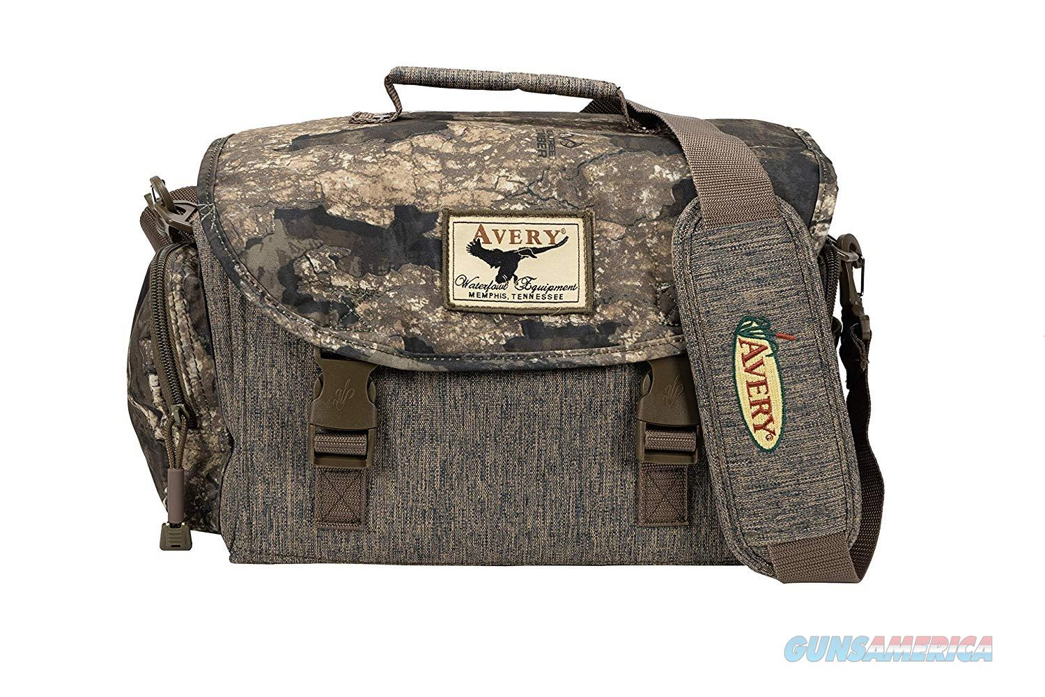 Avery Finisher 2.0 Blind Bag Timber NEW  Non-Guns > Hunting Clothing and Equipment > Ammo Pouches/Holders/Shell Bags