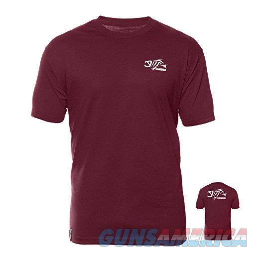 G Loomis Ricochet T Shirt Burgundy LG  Non-Guns > Paintball > Clothing
