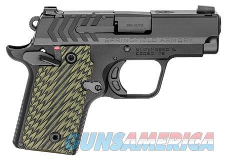 "Springfield 911 PG9109 NIB 380 ACP 2.7"" BBL 380ACP  Guns > Pistols > Springfield Armory Pistols > 1911 Type"