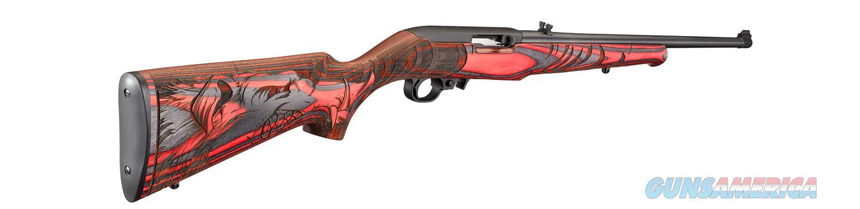 Ruger 10/22 Wild Hog Red Talo 22 LR 31107 NIB 20  Guns > Rifles > Ruger Rifles > 10-22