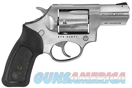 "Ruger SP101 357 MAG 2.25"" BBL SS NIB 05775 SP 101  Guns > Pistols > Ruger Double Action Revolver > SP101 Type"