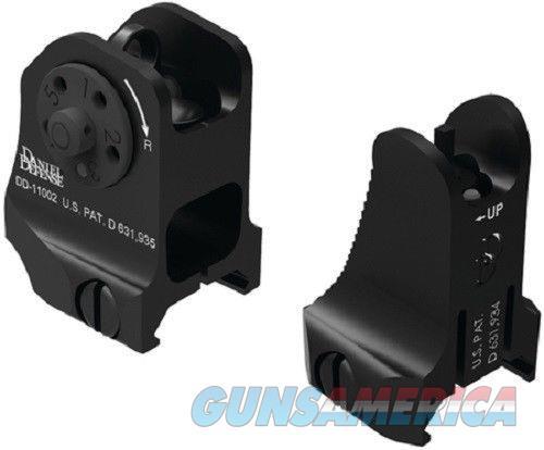 Daniel Defense Fixed Front and Rear Sight Combo  Non-Guns > Iron/Metal/Peep Sights