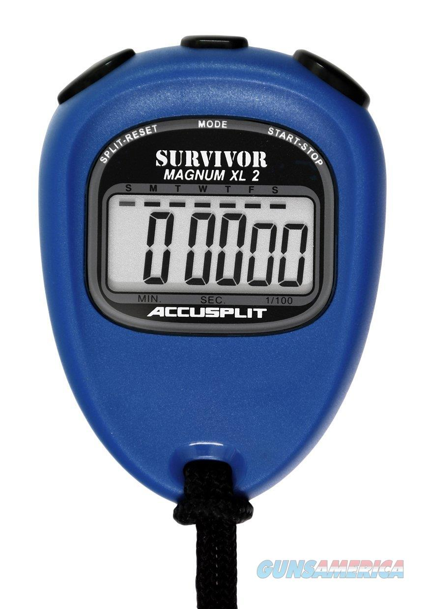 Accusplit Survivor II Stopwatch Blue  Non-Guns > Miscellaneous