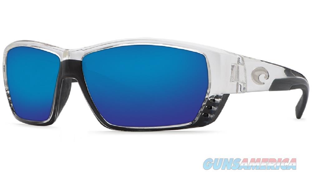 Costa Del Mar Tuna Alley Sunglasses Crystal/Blue  Non-Guns > Miscellaneous