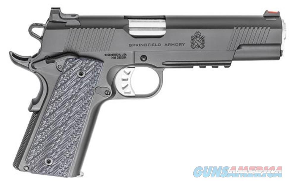 "Springfield RO Elite Operator 10 MM 5"" NIB PI9110E  Guns > Pistols > Springfield Armory Pistols > 1911 Type"