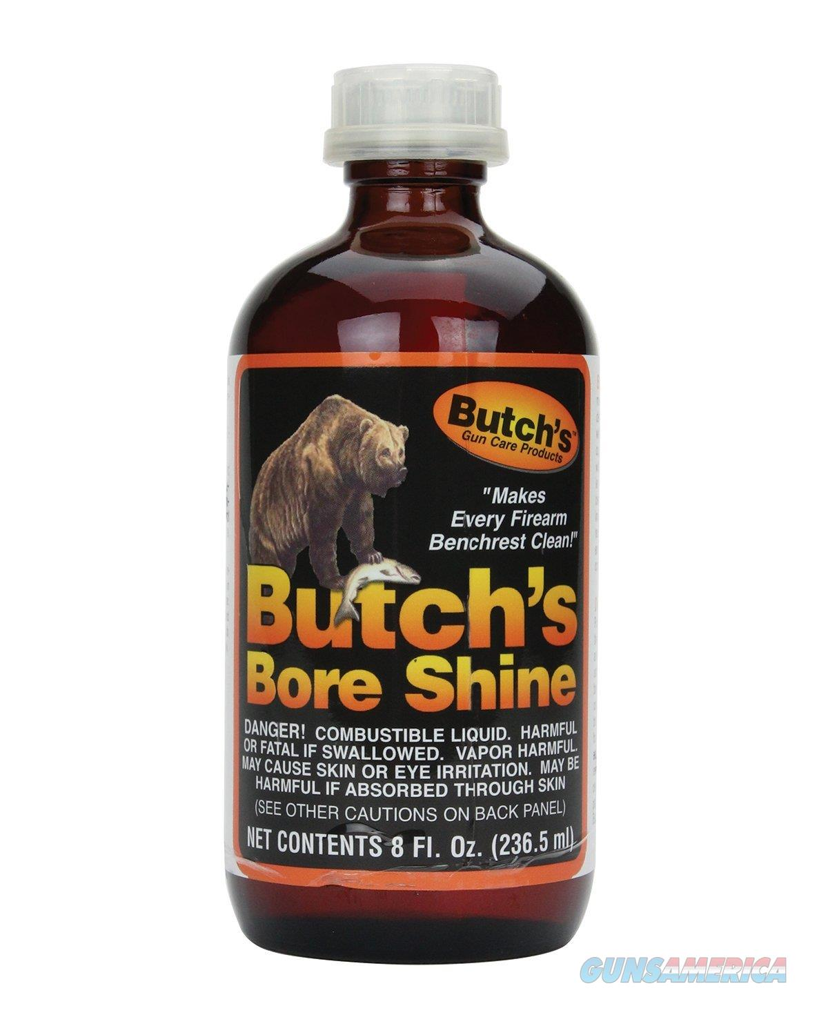 Lyman Butch's Bore Shine Original 8 Fl Oz  Non-Guns > Gunsmith Tools/Supplies