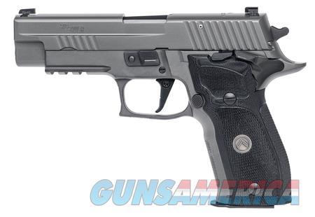 "Sig Sauer P226 Legion E26R-9-LEGION-SAO 9 mm 4.4""  Guns > Pistols > Sig - Sauer/Sigarms Pistols > P226"