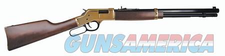 Henry H006M Big Boy Golden 357 Mag 38 Spl Lever  Guns > Rifles > Henry Rifles - Replica