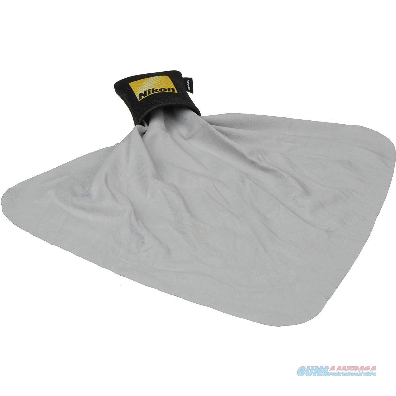 Nikon Micro Fiber Cleaning Cloth Large Grey  Non-Guns > Miscellaneous