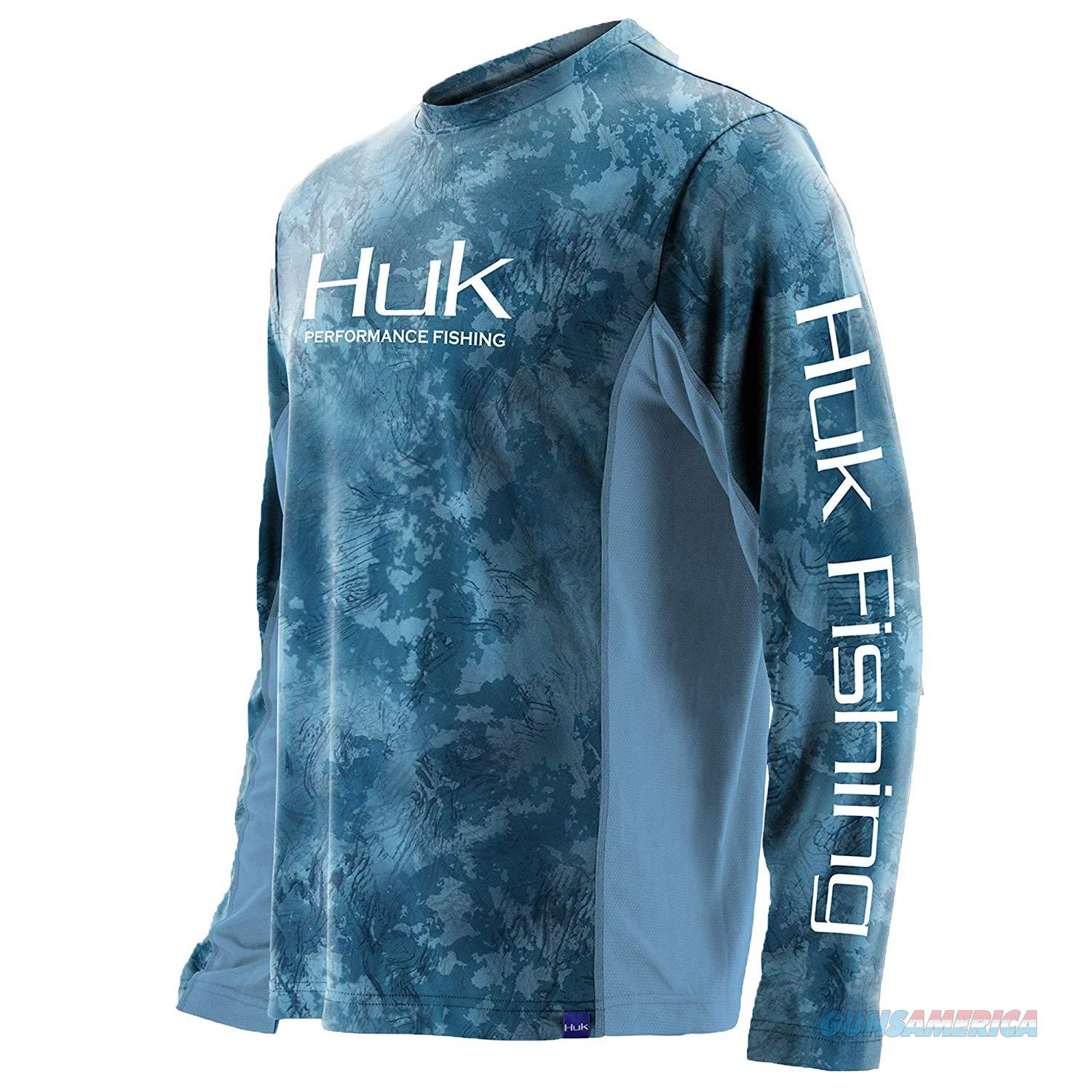 Huk Icon Camo LS Shirt Flow MD  Non-Guns > Hunting Clothing and Equipment > Clothing > Shirts