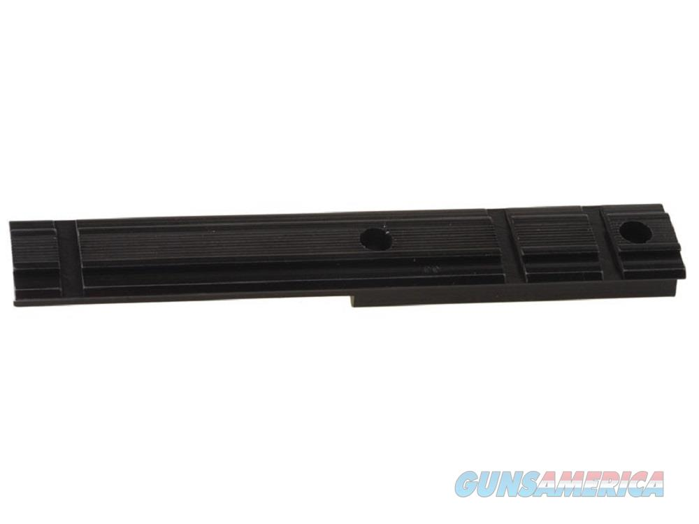 Weaver Once Piece Top Mount Base 90 Black 48090  Non-Guns > Scopes/Mounts/Rings & Optics > Mounts > Traditional Weaver Style > Flat