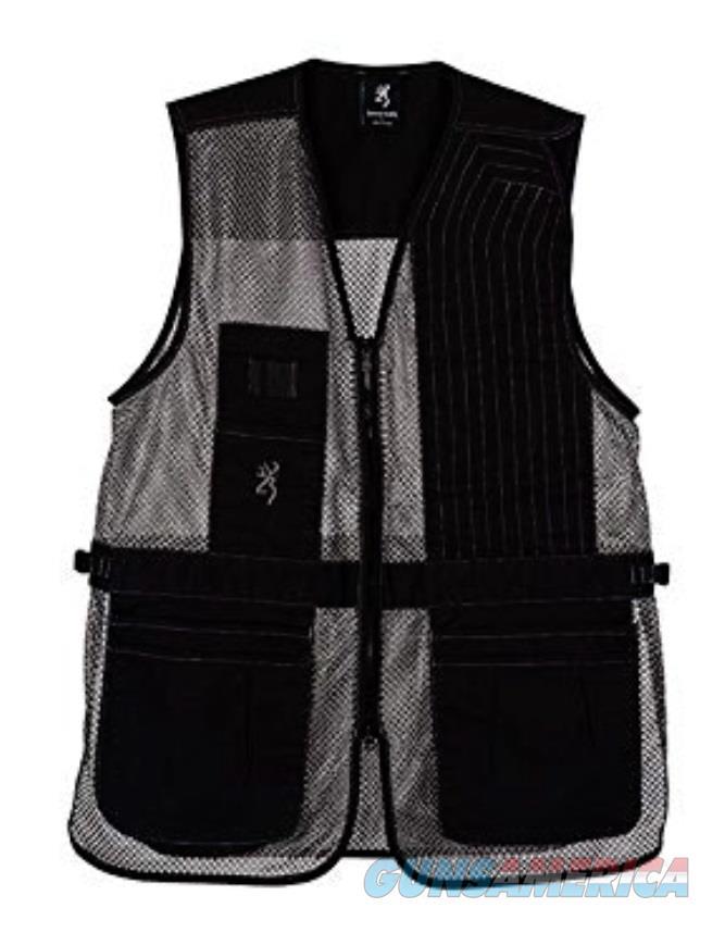 Browning Trapper Creek Shooting Vest 2XL  Non-Guns > Shotgun Sports > Vests/Jackets