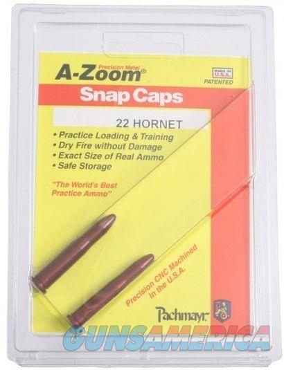 A-Zoom 22 Hornet Precision Metal Snap Caps  Non-Guns > Miscellaneous
