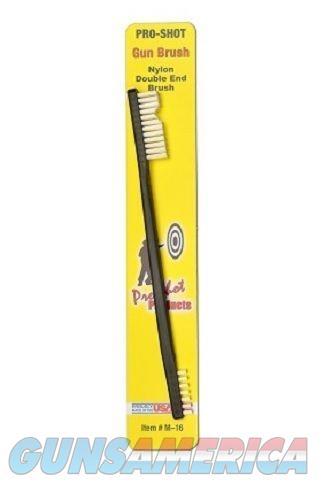 Pro-Shot Nylon Double Ended Gun Cleaning Brush M16  Non-Guns > Gunsmith Tools/Supplies