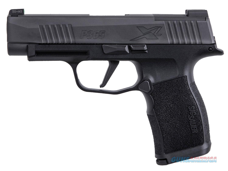 "Sig Sauer P365 XL 365XL-9-BXR3 NIB 9 MM 3.7""BBL  Guns > Pistols > Sig - Sauer/Sigarms Pistols > Other"