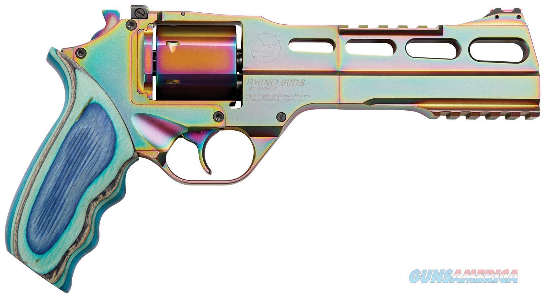 """Chiappa Rhino 60DS Nebula 357 Mag 340.301 NIB 6""""  Guns > Pistols > Chiappa Pistols & Revolvers > Rhino Models"""
