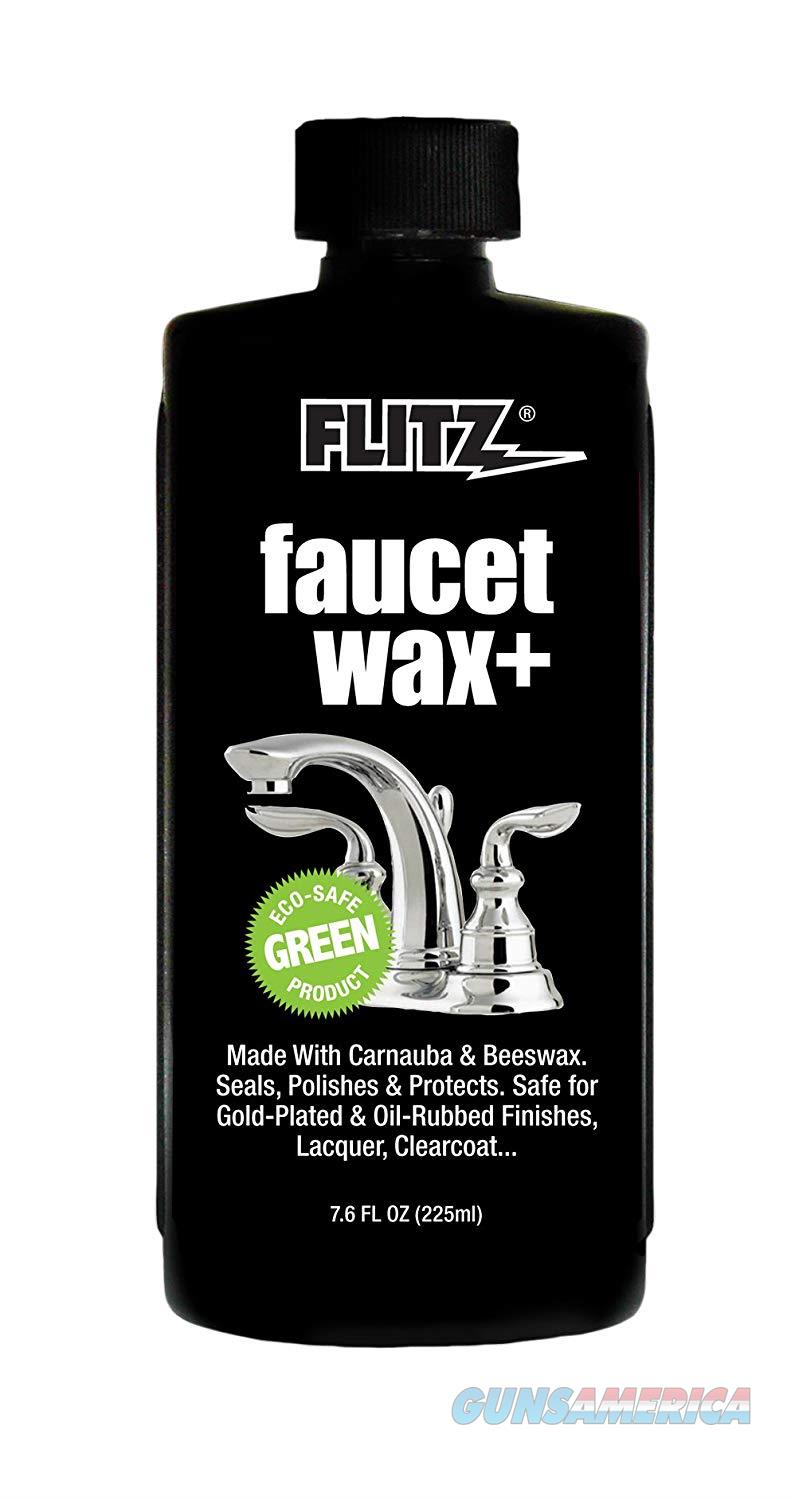Flitz Faucet Wax Plus 7.6 fl oz Eco Safe  Non-Guns > Miscellaneous
