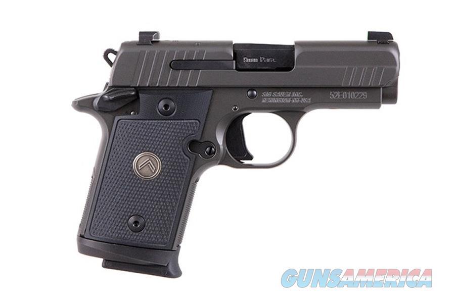 "Sig Sauer P938 Legion 9 MM 938-9-LEGION NIB 3""BBL  Guns > Pistols > Remington Pistols - Modern > R51"