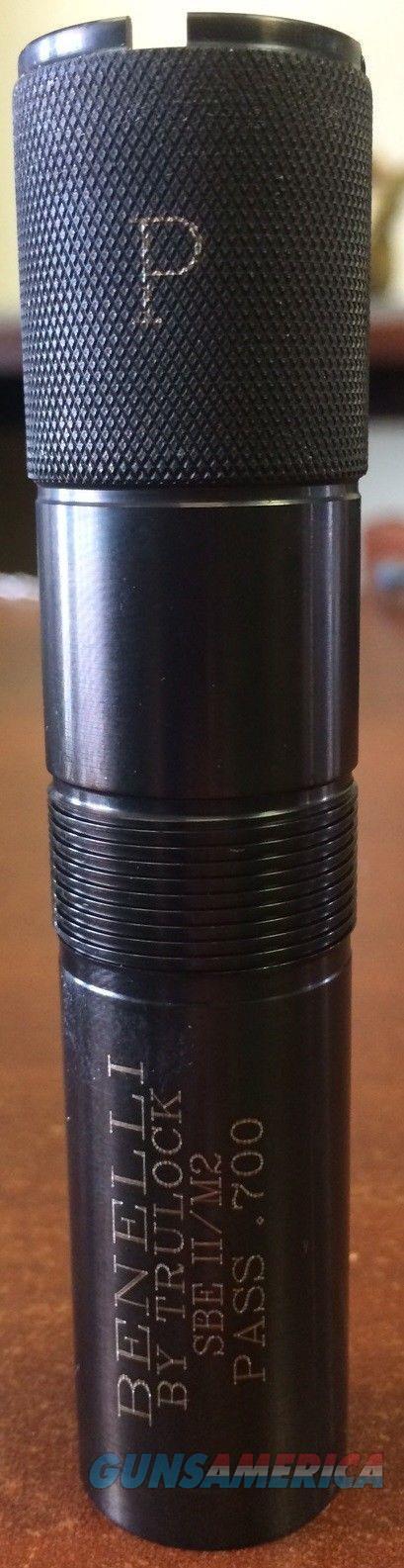 Benelli 12 Gauge Pass Shooting Imp Mod Choke Tube  Non-Guns > Shotgun Sports > Chokes