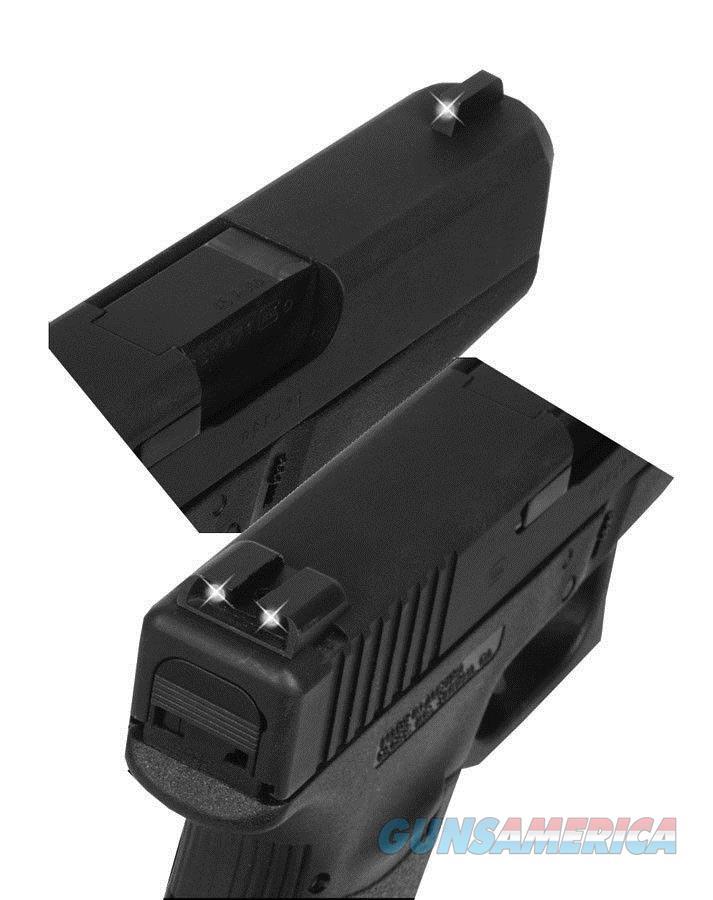 TruGlo Tritium Night Sights for Glocks - TG231G1  Non-Guns > Iron/Metal/Peep Sights