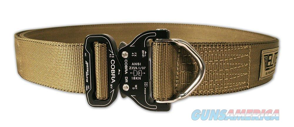 Elite Survival Cobra Riggers Belt Large Tan  Non-Guns > Holsters and Gunleather > Police Belts/Holsters