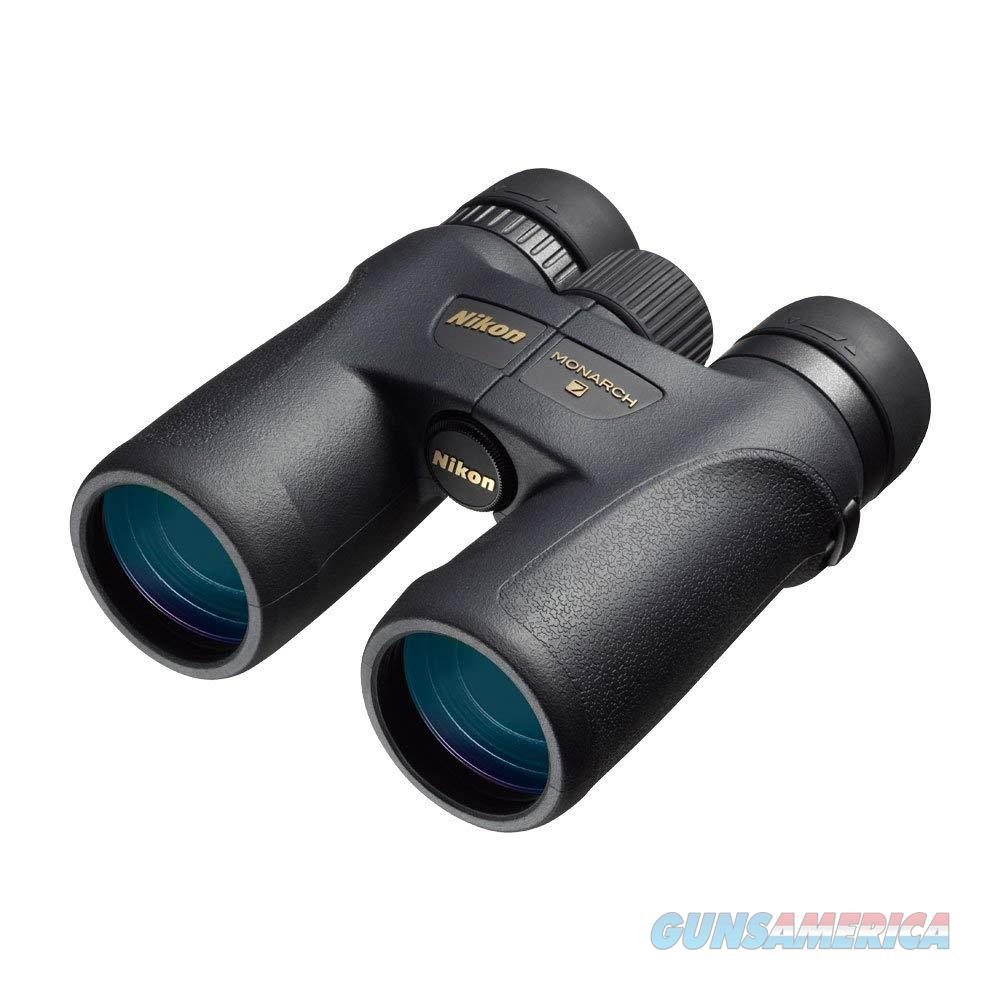 Nikon Monarch 7 10x42 Binoculars Black NEW  Non-Guns > Scopes/Mounts/Rings & Optics > Non-Scope Optics > Binoculars