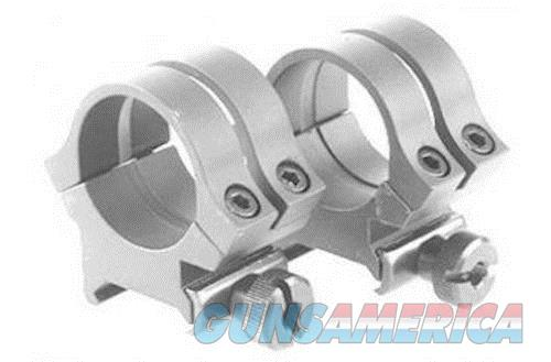 "Weaver Quad Lock QD Rings 1"" Medium Silver - 49055  Non-Guns > Charity Raffles"