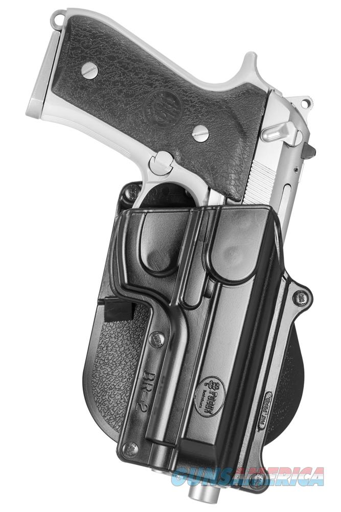 Fobus RH Paddle Holster Beretta All 92/96 NR BR2  Non-Guns > Holsters and Gunleather > Large Frame Auto