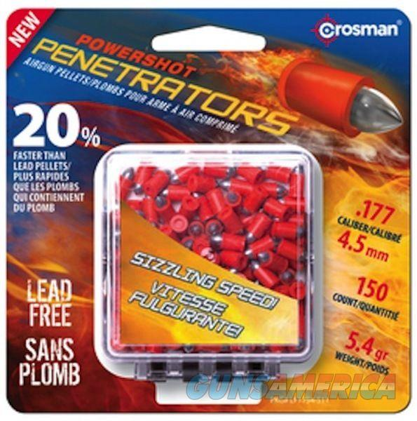 Crosman .177 Powershot Fast Flight Penetrators 150  Non-Guns > AirSoft > Ammo