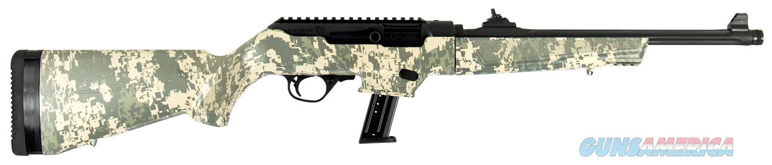 "Ruger PC Carbine 9MM 16.12"" NIB Digital Camo 19107  Guns > Rifles > Ruger Rifles > M44/Carbine"