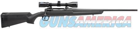 "Savage Axis II 243 Win 22""BBL 57092 NIB Banner BLK  Guns > Rifles > Savage Rifles > Axis"