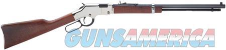 """Henry Silver Boy 22 LR/L/S 20"""" BBL NIB H004S 22 LR  Guns > Rifles > Henry Rifles - Replica"""