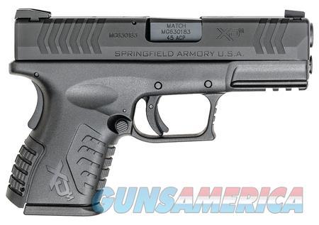"Springfield XDM Compact XDM93845CBHCE 45 Acp 3.8""  Guns > Pistols > Springfield Armory Pistols > XD-M"