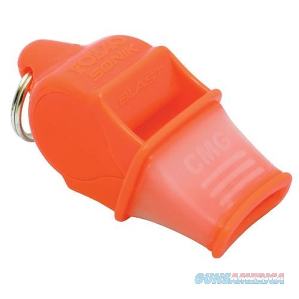 Fox 40 Sonik Blast CMG Whistle Orange  Non-Guns > Miscellaneous