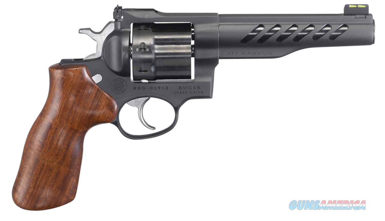 "Ruger Super GP100 357 Mag 5.5""BBL 05065 NIB Custom  Guns > Pistols > Ruger Double Action Revolver > GP100"