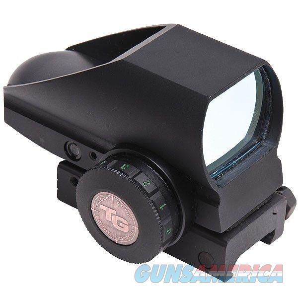 TruGlo Reticle Green/Red Dot Sight 5 MOA - TG8385B  Non-Guns > Iron/Metal/Peep Sights
