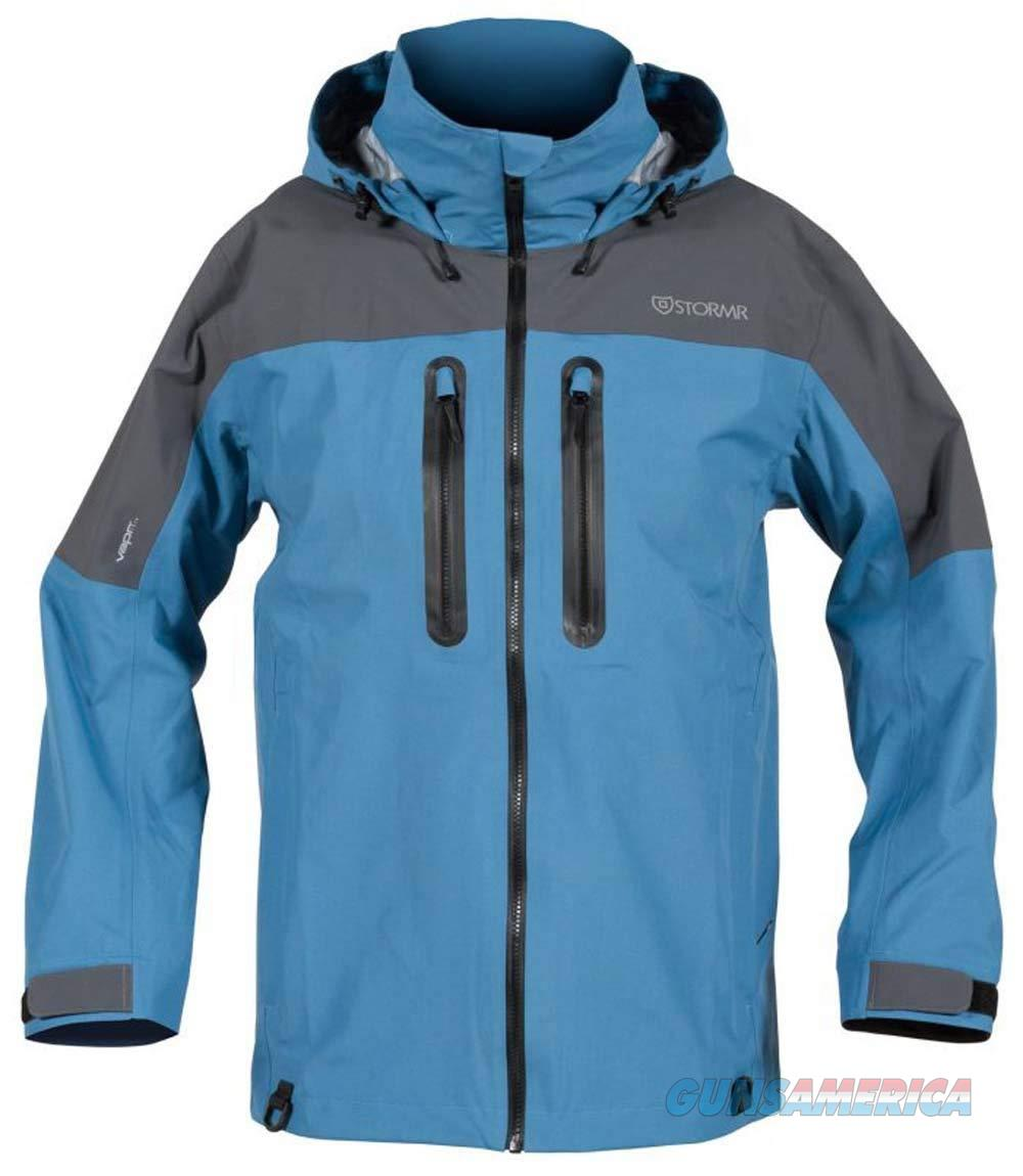 Stormr Aero Mid Weight Jacket Blue Large NEW  Non-Guns > Hunting Clothing and Equipment > Clothing > Gloves