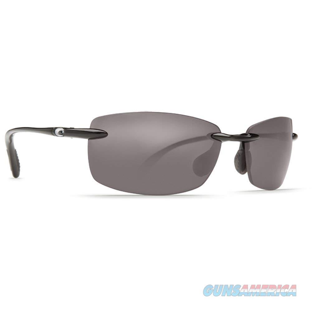 Costa Del Mar Ballast Sunglasses Black & Gray 580P  Non-Guns > Miscellaneous