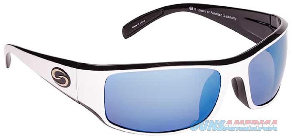 Strike King S11 Okeechobee Sunglasses White/Gray  Non-Guns > Miscellaneous
