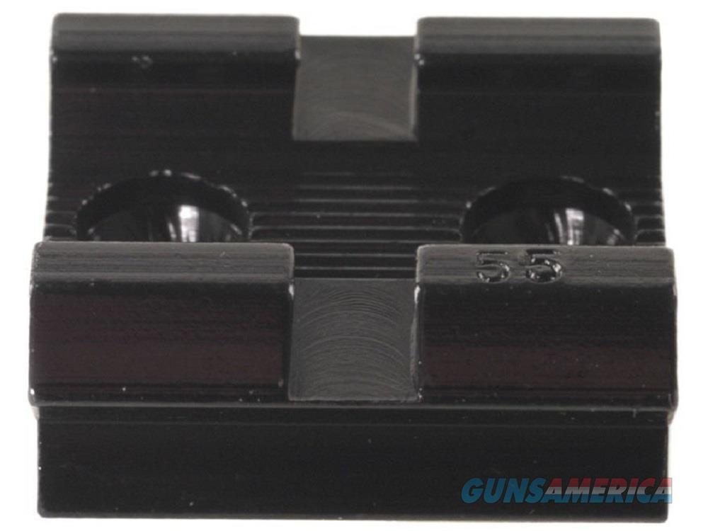 Weaver Top Mount Base 55 Mossberg Mauser - 48055  Non-Guns > Scopes/Mounts/Rings & Optics > Mounts > Traditional Weaver Style > Flat