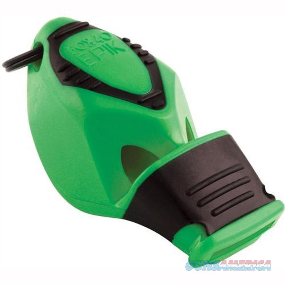 Fox 40 Epik CMG Safety Whistle Green  Non-Guns > Miscellaneous